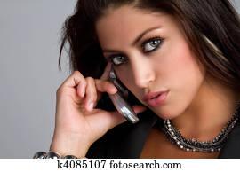 Phone Woman