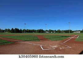 Open Sky Baseball Field