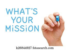 Whats Your Mission