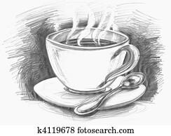 sketch cup
