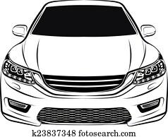 car japan front