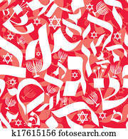 Yom Kippur Letterpress Stock Image   k21795363   Fotosearch