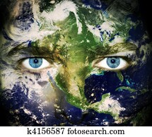 Save the planet - Eyes of Earth