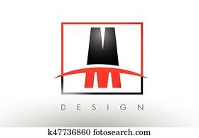 bf889b068e5 M Logo Stock Images | Our Top 1000+ M Logo Photos | Fotosearch