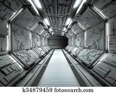 banque d 39 illustrations futuriste vaisseau spatial hublot k28265800 recherchez des cliparts. Black Bedroom Furniture Sets. Home Design Ideas