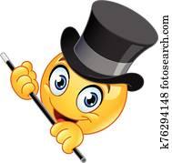 tap dancer emoticon