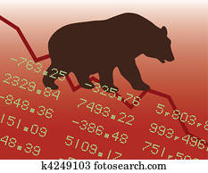 Bear Market in the Red