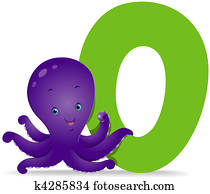 O for Octopus