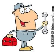 Mechanic Guy