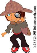 a little detective