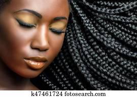 Ebony girls pic