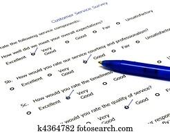 Customer Service Survey