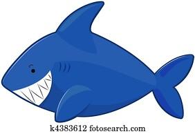 Cute Shark