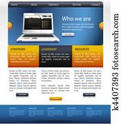 website design templete