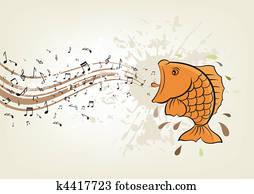 singing fish