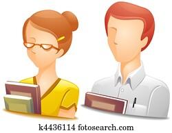 Teacher Avatars