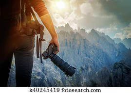 Nature Photography Concept