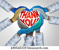 Healthcare Workers Thank You