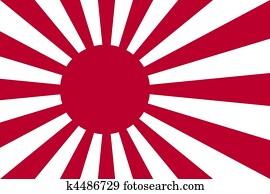 Japanese Navy Ensign