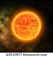 Magnificient Sun