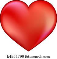 Pixel Art Coeur Je Taime Couleur Icône Valentin