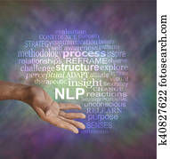 Neuro linguistic programming words