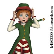 Santa's Elf is Starting to Panic!