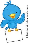 Bird Message