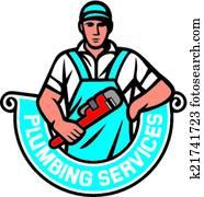 installateurarbeit, dienstleistungen