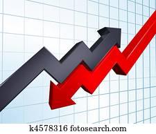profit and loss illustration