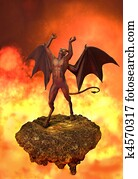 The Devil Rages in Hell