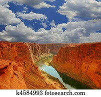Water in the Beginning of the Grand Canyon
