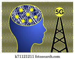 5G cell towers dangerous for health