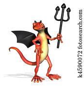 Devil Gecko