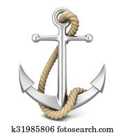 Steel anchor