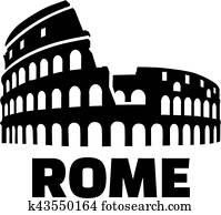colosseum, rom, deutsch