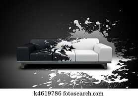 splash sofa