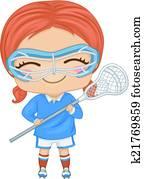 Lacrosse Girl