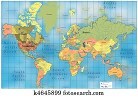 welt, map.