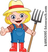 farmer clip art illustrations 147 038 farmer clipart eps vector rh fotosearch com farmer cartoon farming clipart