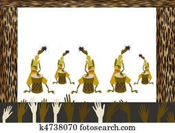 African musical
