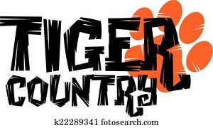 tiger country design