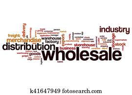Wholesale word cloud