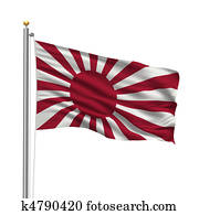 Imperial Japanese Navy flag
