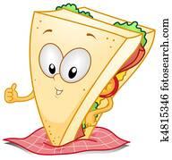 Sandwich Gesture