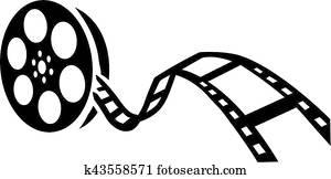 Film reel movie