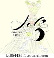 heiraten kleid