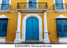 colonial Spanis architecture