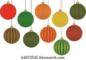 Ten Fabulous Christmas Ornaments