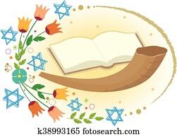 Yom Kippur Clip art